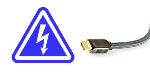 Thunderbolt zu HDMI Adapter