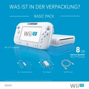 Wii U: HDMI Kabel schon bei der Basic Version im Lieferumfang
