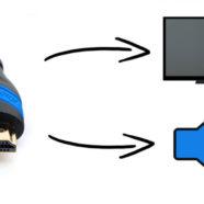 Anleitung: HDMI Ton extrahieren am Beispiel der PS4 Slim