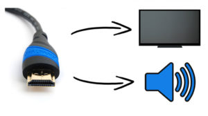 HDMI Ton extrahieren