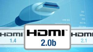 HDMI 2.0, HDMI 2.0a, oder HDMI 2.0b - einfach erklärt!